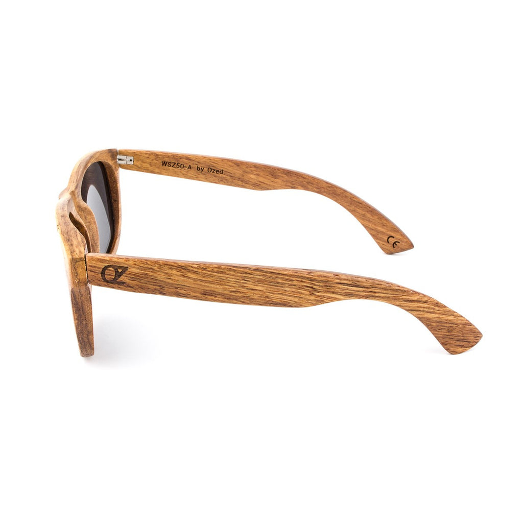 Wooden sunglasses Perfection Ozed - Ozed.