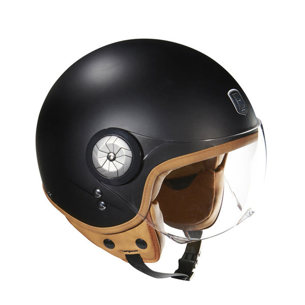 Helmet- Smart Matt Black - exklusiv