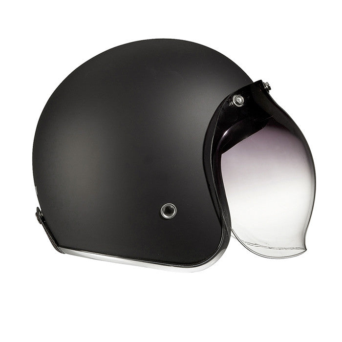 Exklusiv Matt Black Polycarbonate Helmet- Custom Matt Black - exklusiv