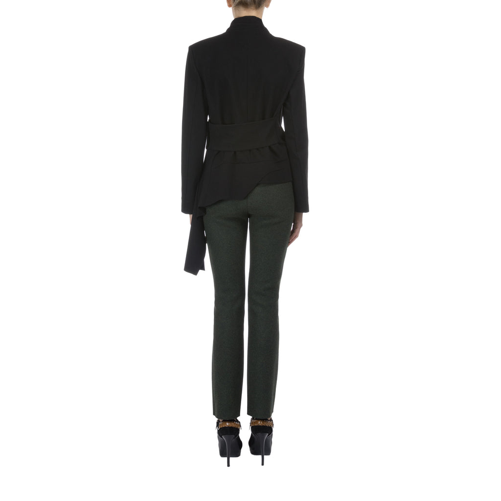 Women Asymmetrical Black Jacket Lea Peckre - Lea Peckre