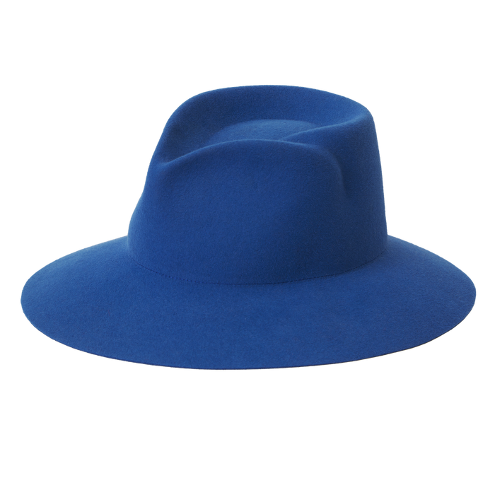 Blue Hat Phileas by Kiriko Sato