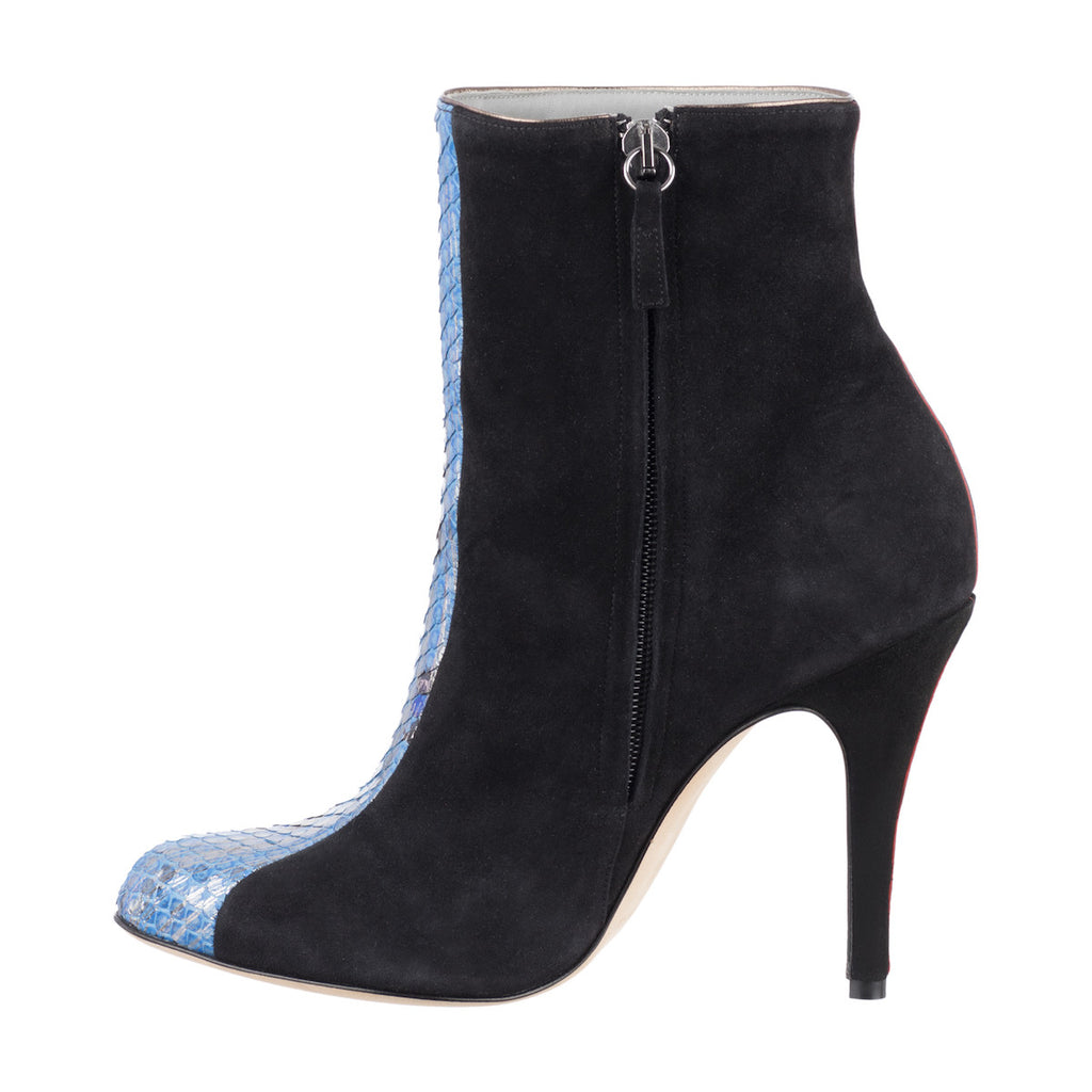 Tiptop python boots - Fred Marzo