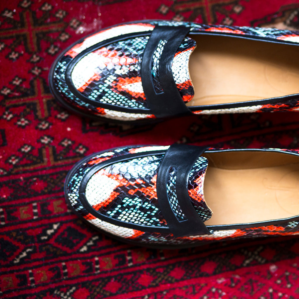 Jour Ferie Paris women loafers