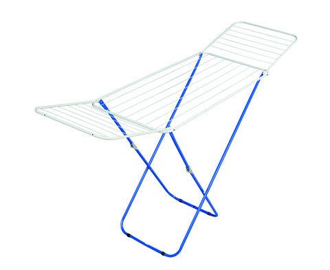 Clothes Airer Rack Blue