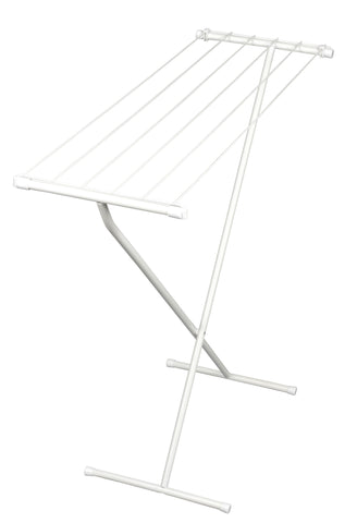 Compact Standing Clothes Airer Drying Rack