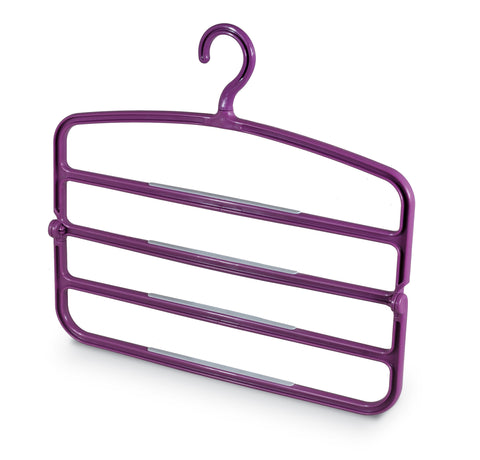 4 bars Pants Hanger - Violet