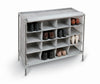 16 Compartments Shoe Cabinet