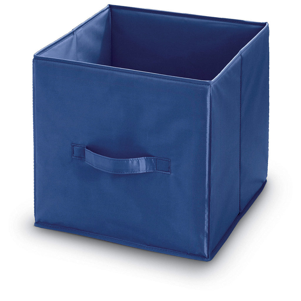 DomoPak Cube Box Blue