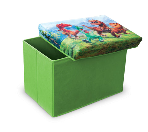 Disney Ottomans Dinosaur Storage Box