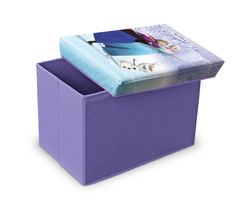 Disney Ottomans Frozen Storage Box