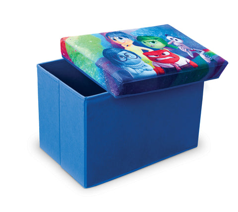 Disney Ottomans Inside Out Storage Box