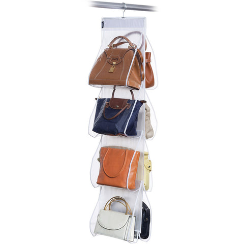 DomoPak Handbag Organiser with 8 pockets