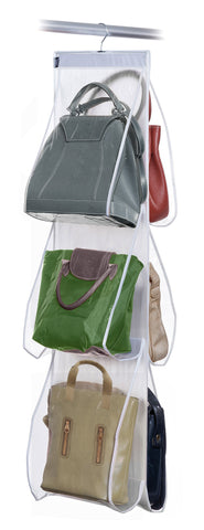 Handbag Organiser with 6 pockets