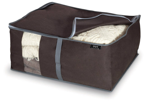 DomoPak Cover for Blankets Plain Brown