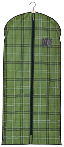 DomoPak Dress Cover Green Tartan