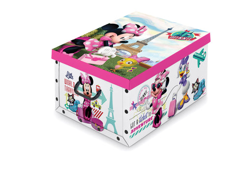 Disney Box with Handles Minnie Mouse