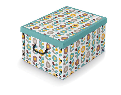 DomoPak Box with handles Mix B Flowers