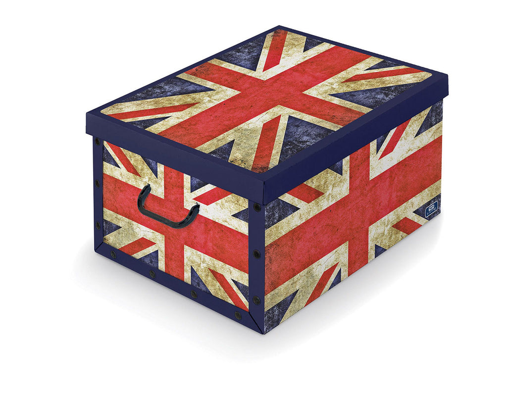 DomoPak Box with handles Mix B Union Jack