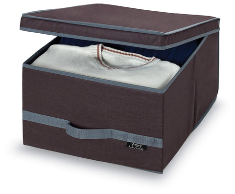 DomoPak Medium Garment Box Plain Brown