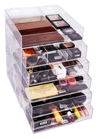 Make-up Organiser 6 Drawer