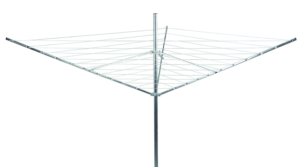 Heavy Duty Rotary Clothes Airer Washing Line