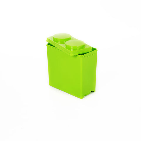 Storeasy Junior Building Block Stackable Storage Box 17Ltr Green