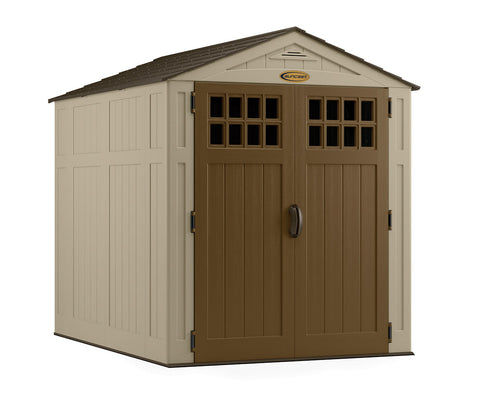 Suncast 297ft Adlington 3, 6x8 Shed