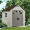 Suncast - 322ft Cascade 7x7 Shed