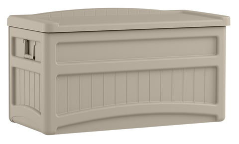Suncast 276 Litre Deck Box with Seat