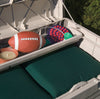 Suncast - 488 Litre Deck Box with Seat