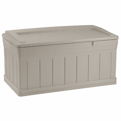 Suncast 488 Litre Deck Box with Seat