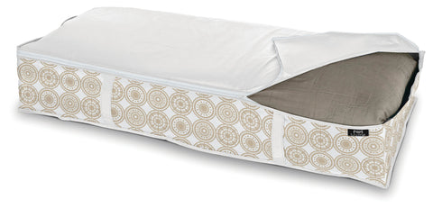 Underbed cover for blankets Ella Beige