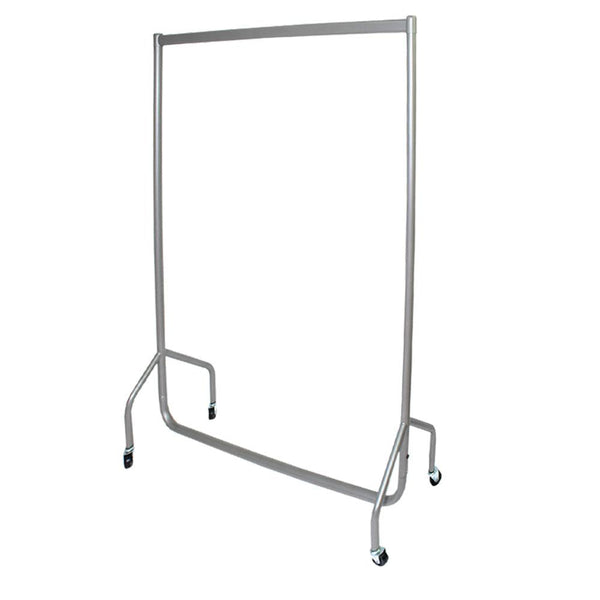 Strong Clothes Rail (gunmetal silver)
