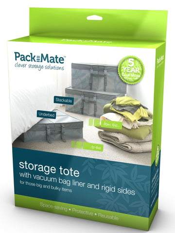 Packmate - Jumbo Stackable Rigid Tote
