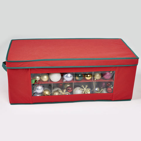 Storeasy - Christmas Ornament Box (36 Compartment)