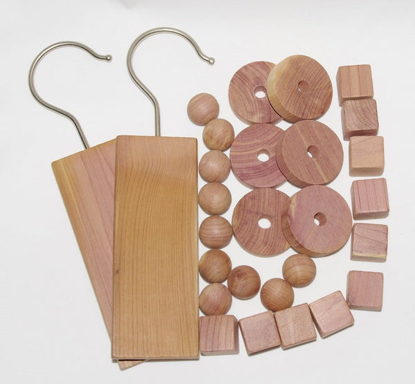 Bumper 28pc Cedar Set