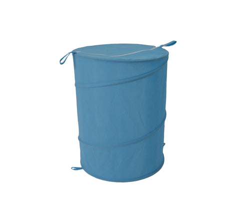 Pop-up Laundry Hamper (Blue)
