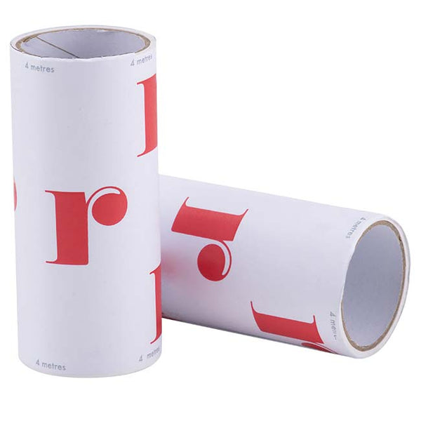 5 Metre Lint Roller Refills with Tear off lint