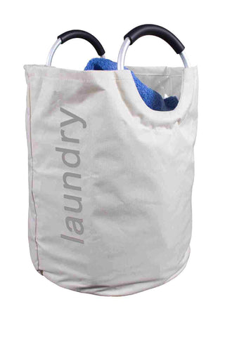 Laundry Hamper with Carry Handles