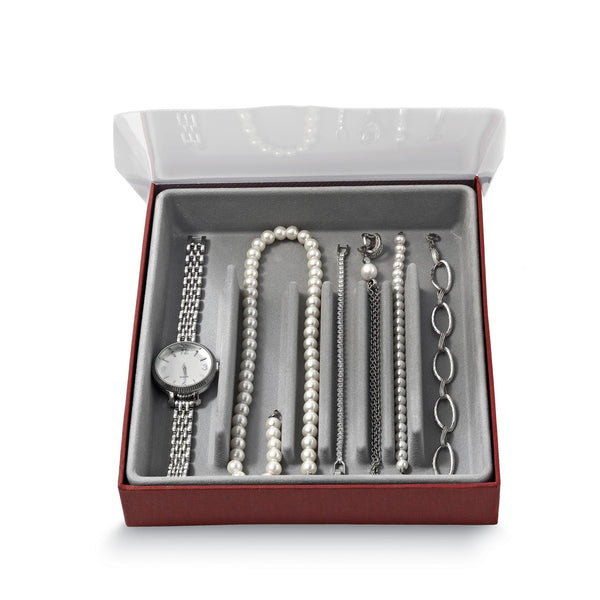 Jewellery Organiser Necklace & Bracelets Compartments