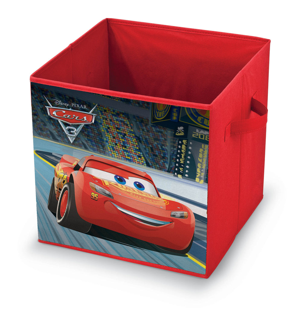Disney Cube Box Cars 3