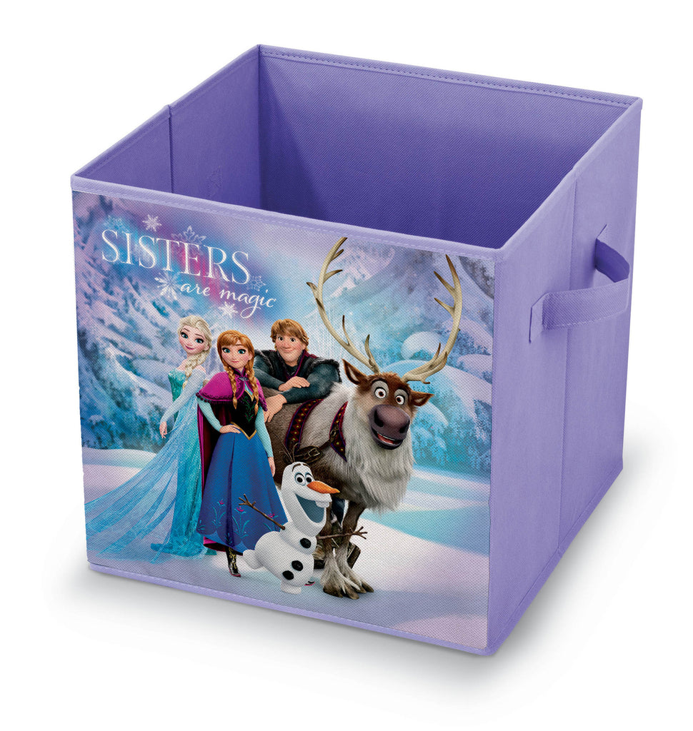 Disney Cube Box Frozen