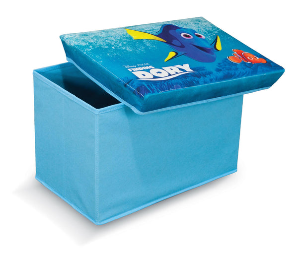 Disney Ottomans Finding Dory Storage Box