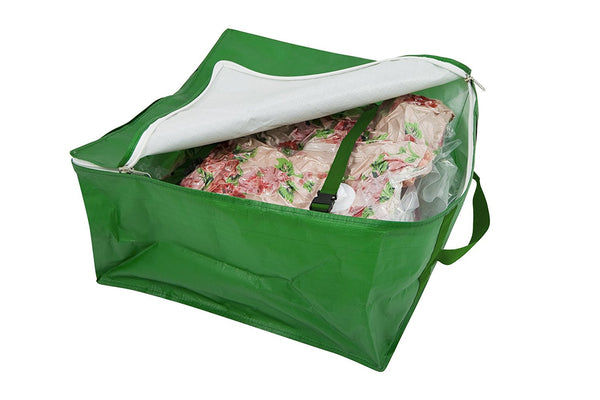 Large Garden Cushion Storage Tote