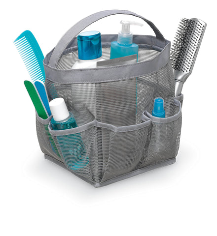 Mesh organizer Caddy - Grey