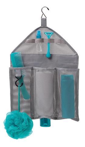 Mesh organizer Multipocket - Grey