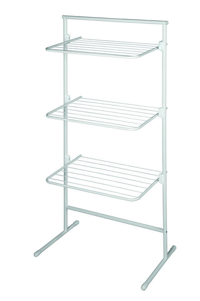 Clothes Drying Stand Three Tier Airer Rack