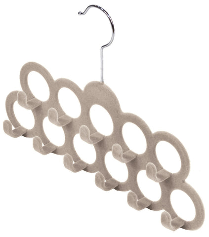 Antislip Accessories Hanger Beige