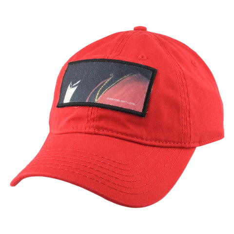 Deathrow Strapback - Red