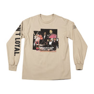 Death Row 1996 Long Sleeve T-Shirt - Tan